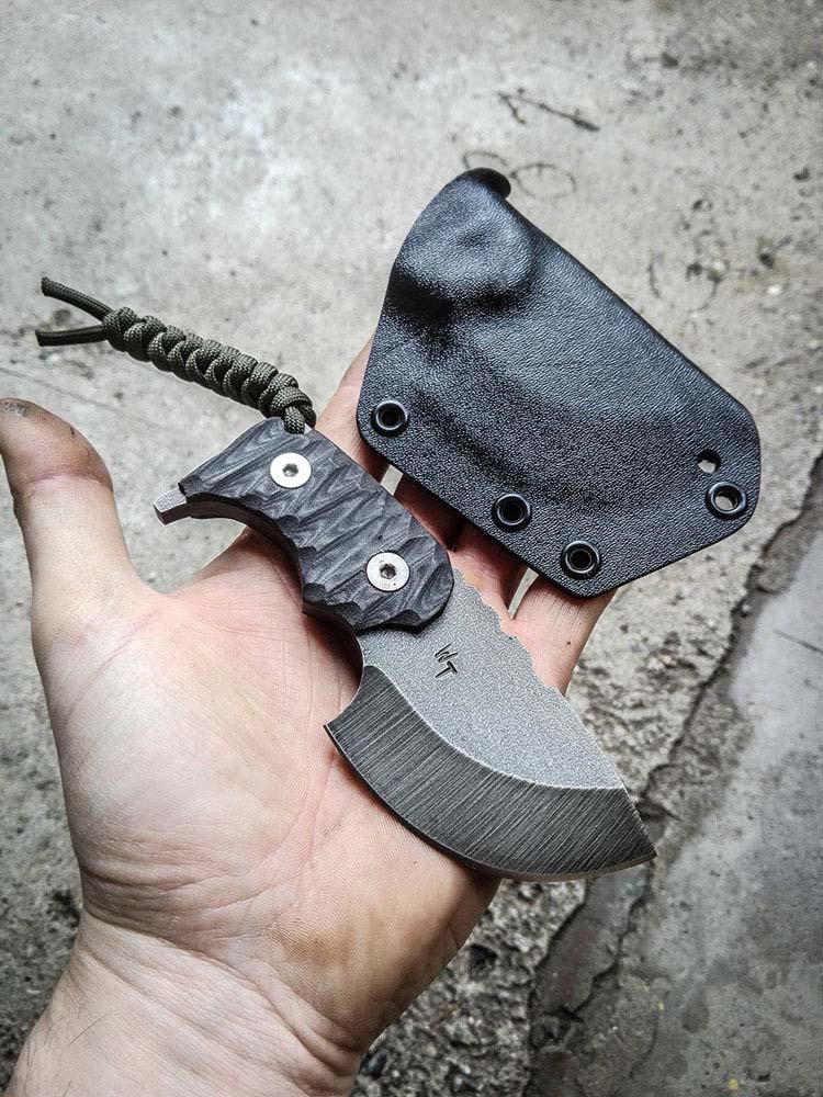 Dodatkowe zdjęcia: Nóż Tryceratops - Wander Tactical