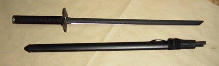 Dodatkowe zdjęcia: Ośmioczęściowy miecz wojownika Ninja