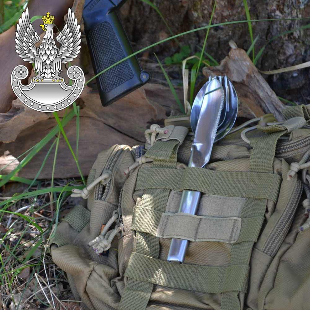Dodatkowe zdjęcia: Niezbędnik trzyczęściowy Wojska Polskiego
