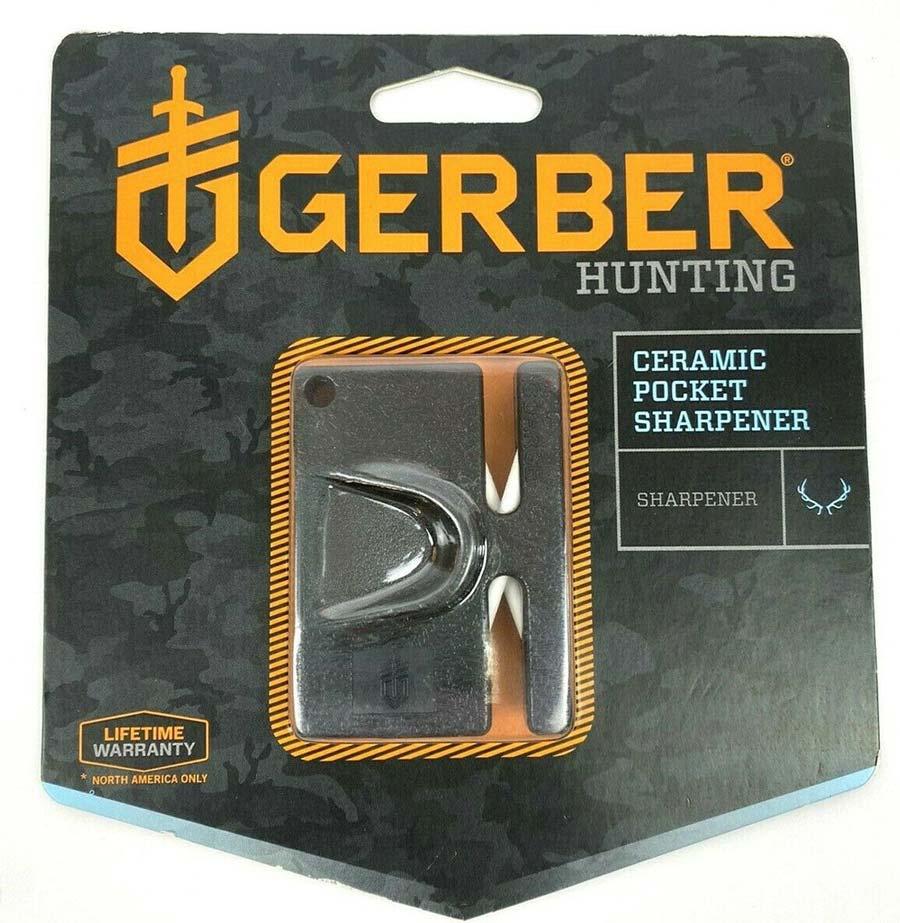 Dodatkowe zdjęcia: Kieszonkowa ostrzałka do noży Gerber Hunting