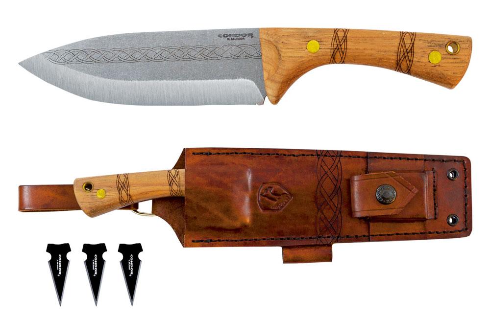 Nóż Condor Pictus Knife