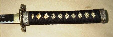Dodatkowe zdjęcia: Samurai Sword with Mini Tanto - Black