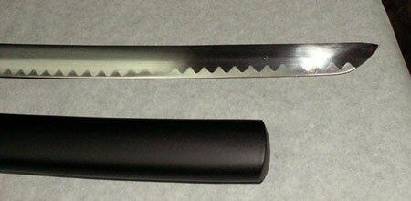 Dodatkowe zdjęcia: Miecz samurajski Last Samurai - Sword of Honor