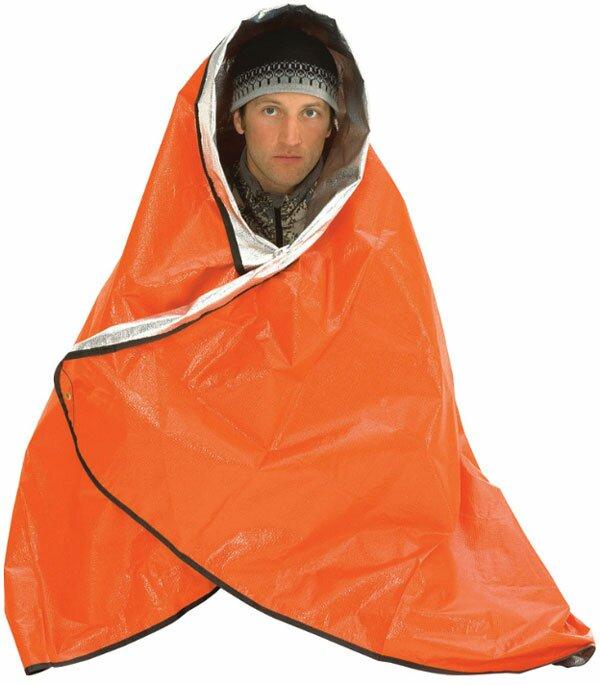 Blankiet Survivalowy - SOL Sport Utility Blanket