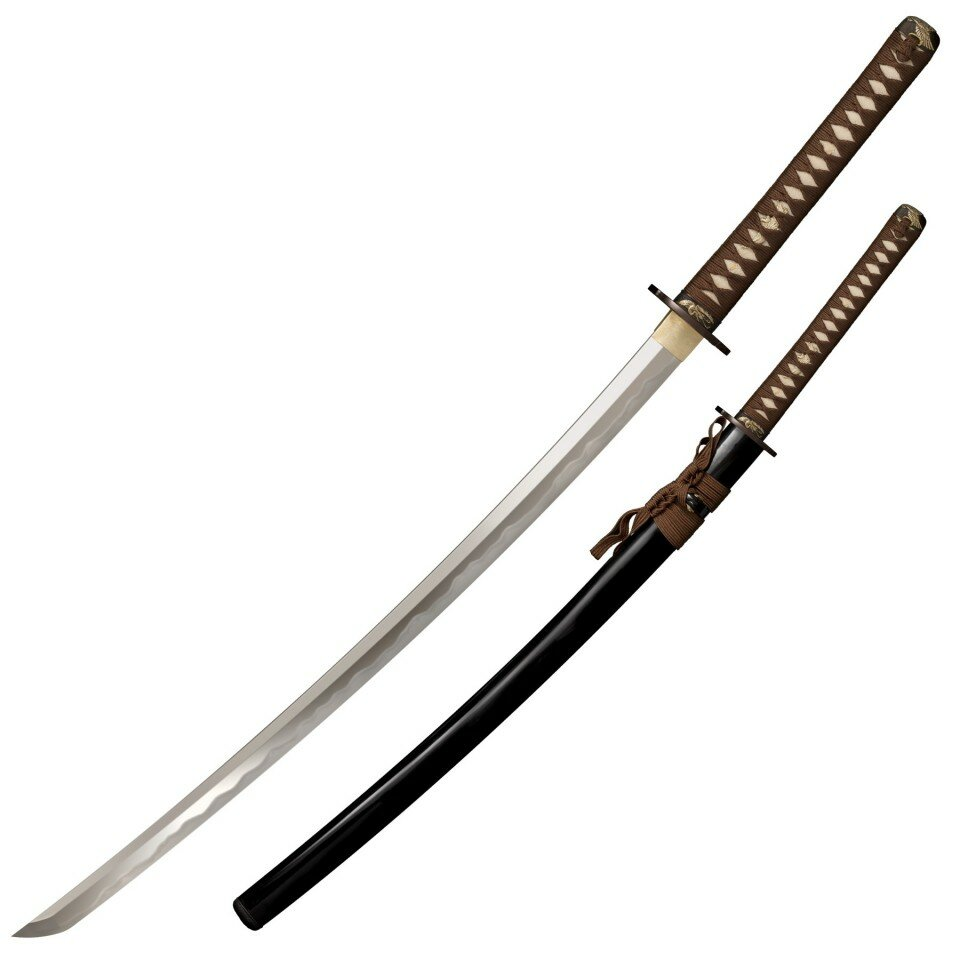 Cold Steel Mizutori (Crane) Katana Sword