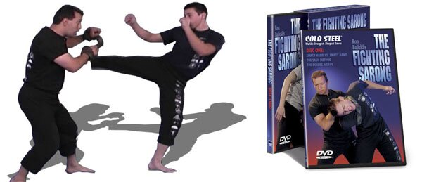 DVD Cold Steel The Fighting Sarong