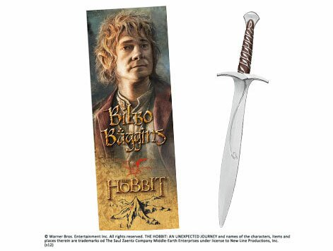 Długopis - Żądło z filmu Hobbit Noble Collection