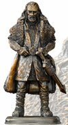 Figurka Thorina z filmu Hobbit Noble Collection - NN1205