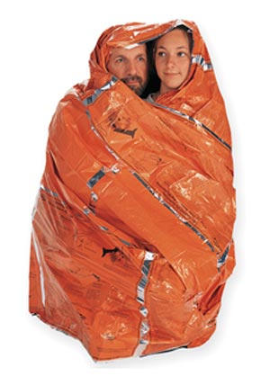 Folia Survivalowa - Adventure Medical Heatsheet Survival Blanket