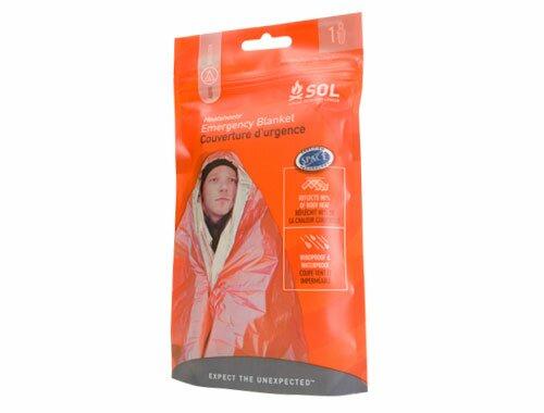 Folia Survivalowa - SOL Emergency Blanket Shelter