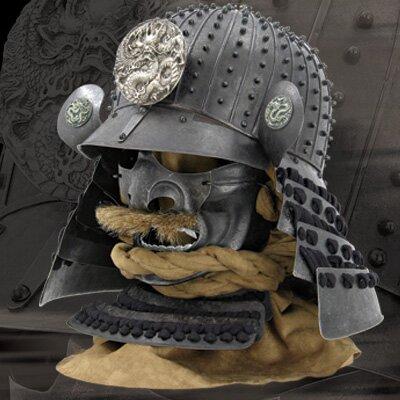 Hełm samuraja Hanwei Dragon Armour Helmet AH2314