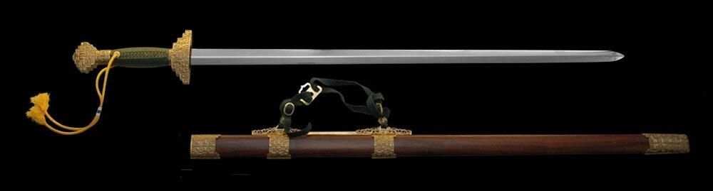 Imperial Qing Sword (Tien Di Ren Jian)