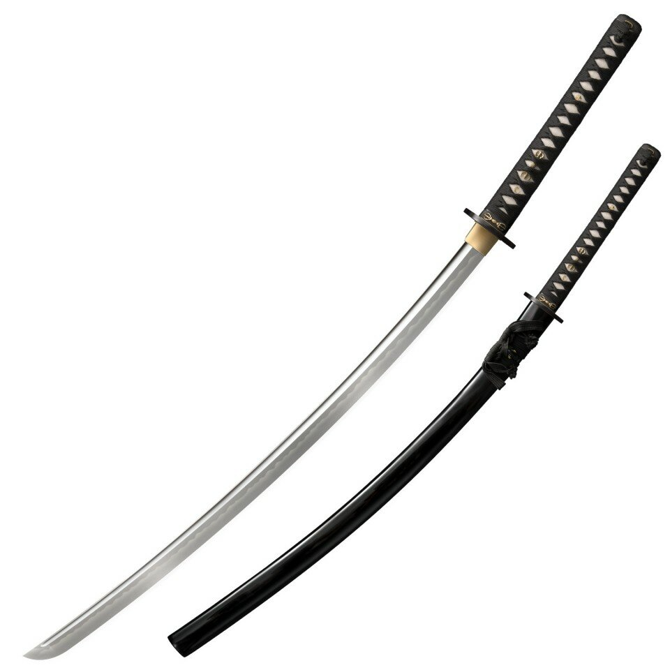 Katana Cold Steel Gold Seagal Signature Katana Sword