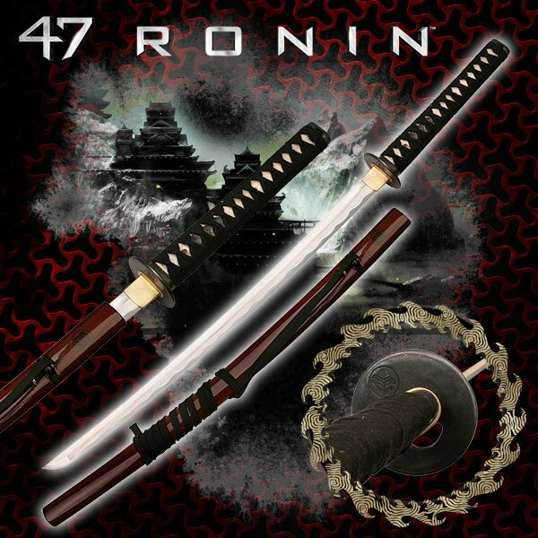 Katana z filmu 47 Roninów - Happy Time Sword