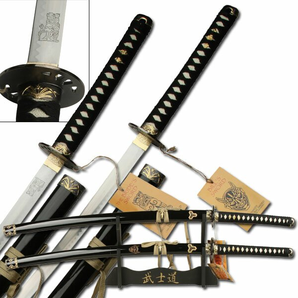 Kill Bill - Bill and Bride Katana Set