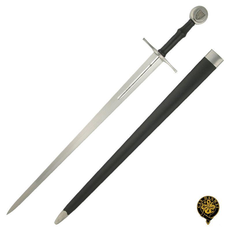 Miecz Hand-and-a-Half Sword