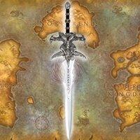 Miecz LARP Frostmourne Sword - Latex(886005)