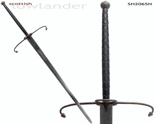 Miecz dwuręczny Hanwei ''Lowlander'' Two-Handed Great Sword (Antiqued)