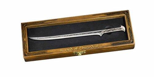 Miniaturka miecza Thranduila z filmu Hobbit Noble Collection