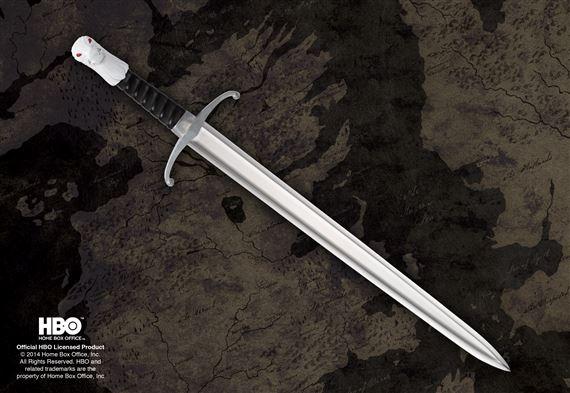 Miniaturka miecza Długi Pazur z filmu Gra o Tron