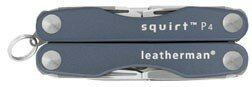 Multitool Leatherman P4 Squirt Gray - Storm