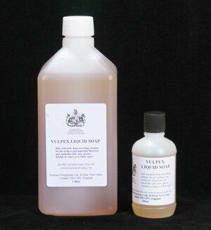 Mydło w płynie - Vulpex Liquid Soap