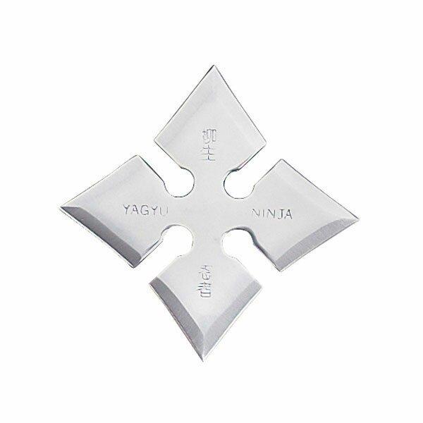 Ninja Moon Star 4Pt SS 4`` w/pouch