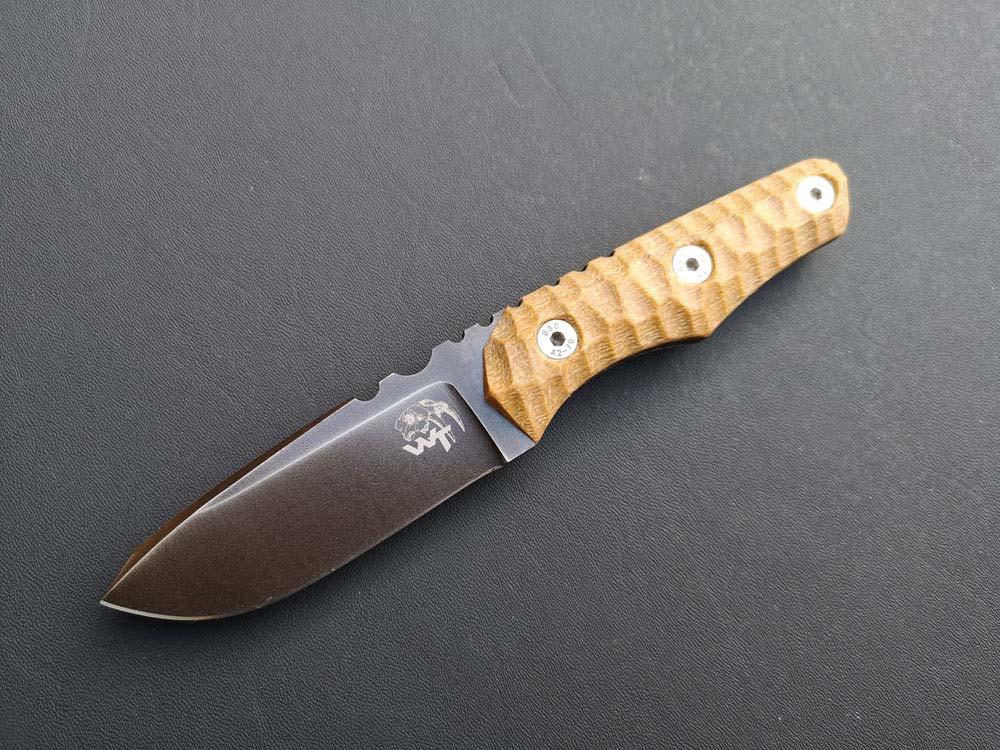 Nóż Scrambler EDC - Wander Tactical