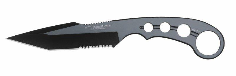 Nóż Undercover Fighter Black Blade