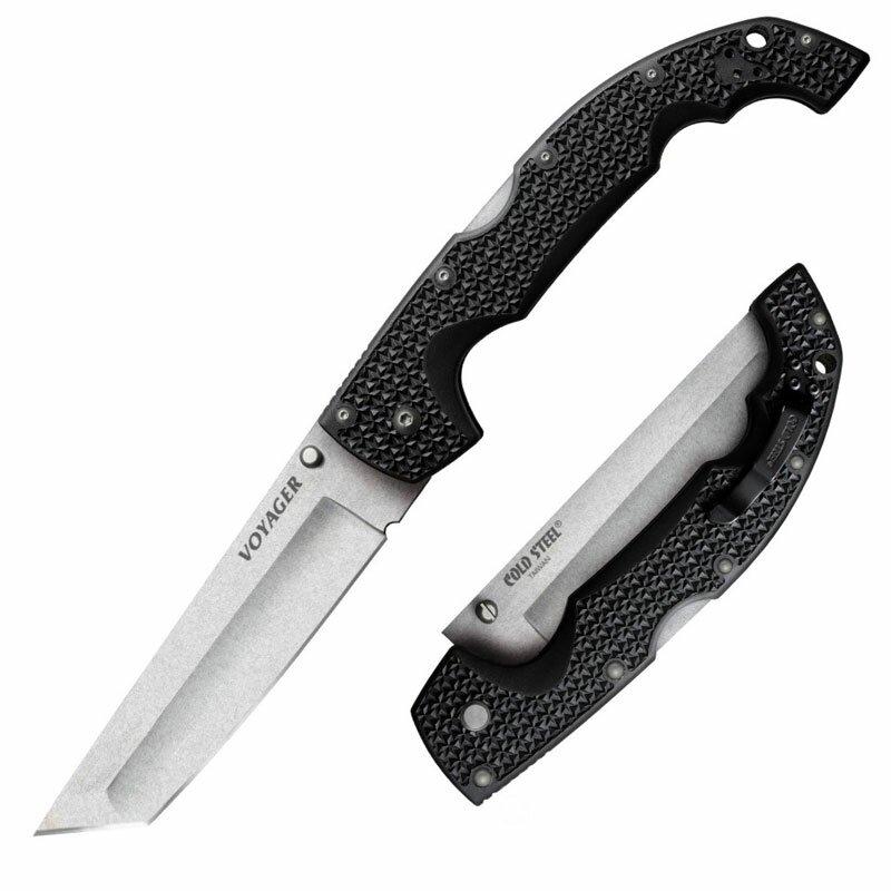 Nóż Cold Steel XL Voyager Tanto Point BD1