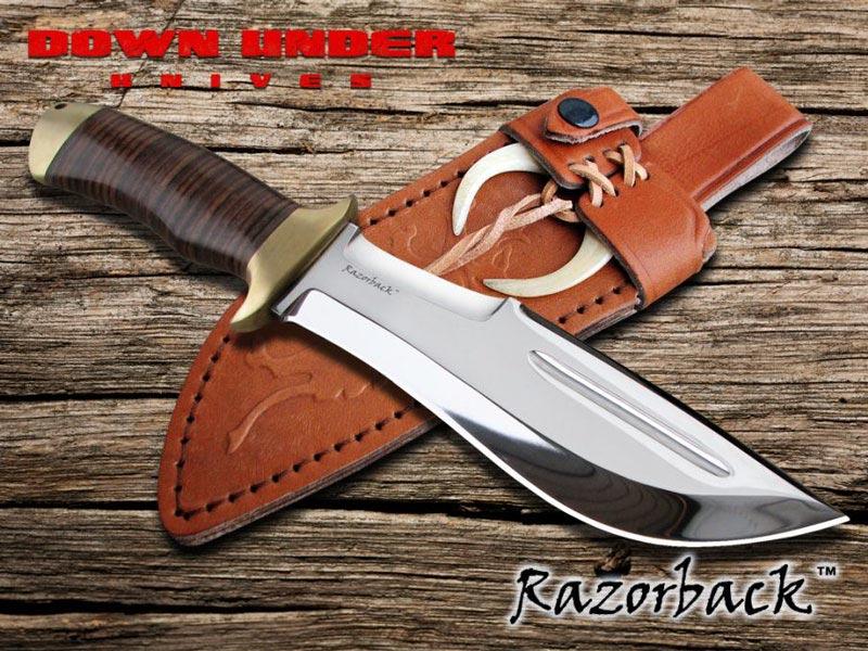 Nóż Down Under Knife The Razorback
