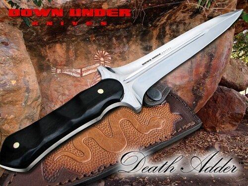Nóż Down Under Knives THE DEATH ADDER
