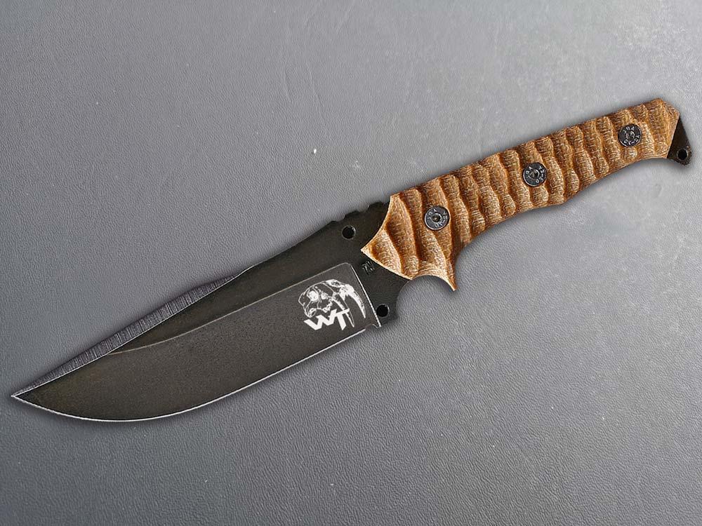 Nóż Haast Eagle - Wander Tactical