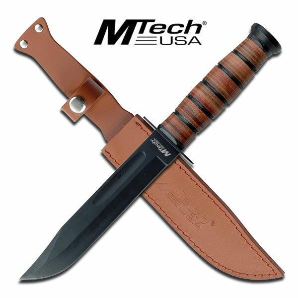 Nóż MTech USA Fixed Blade Military