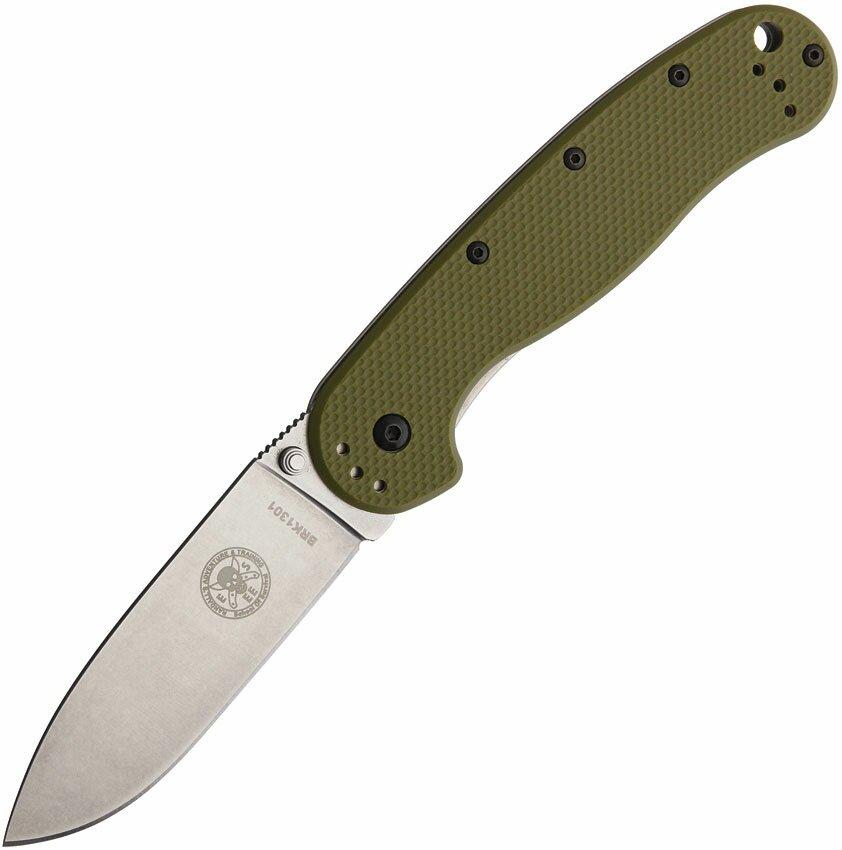 Nóż składany ESEE Avispa OD Green Satin