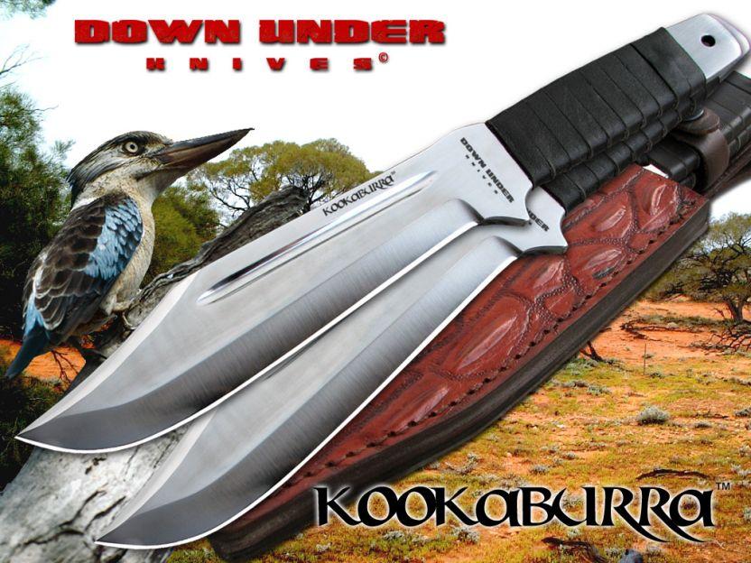 Noże Down Under Knife The Kookaburra