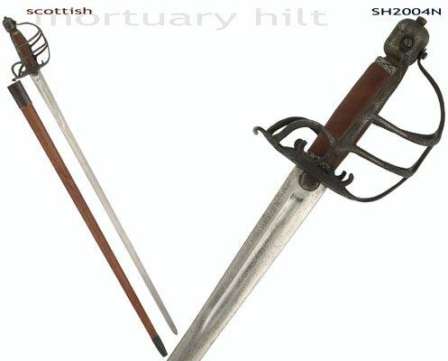 Pałasz Hanwei Mortuary sword (Antiqued)