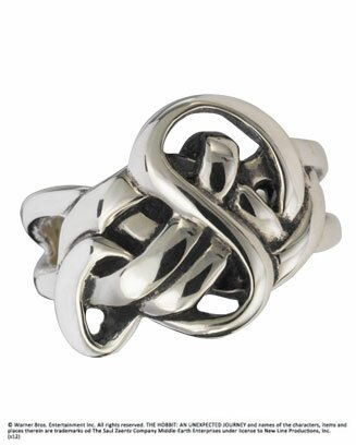 Pierścień Lindira z filmu Hobbit - Lindir Ring
