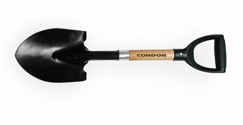 Saperka Condor 4x4 Round Shovel