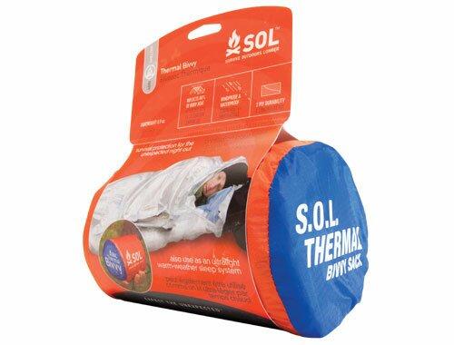 Śpiwór Survivalowy - SOL Thermal Bivvy Shelter