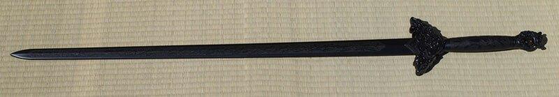 Treningowy miecz z tworzywa do Tai Chi
