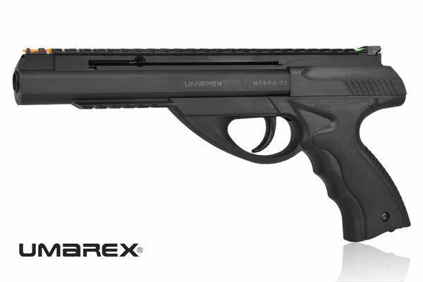 Wiatrówka - Pistolet UMAREX MORPH  kal. 4,46 mm BB